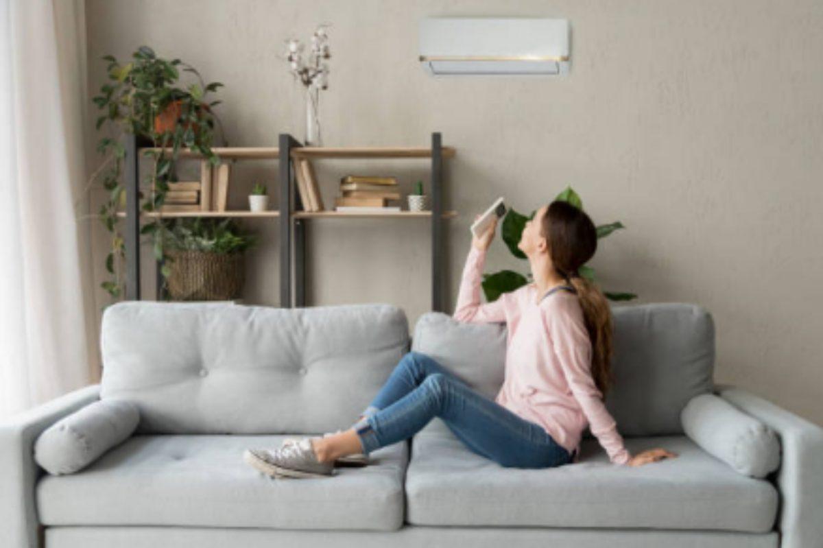 usar equipos de aire en invierno