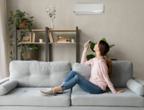 Usar equipos de aire en invierno, ideas