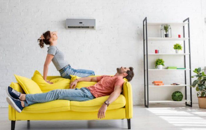 tipos de aire acondicionado